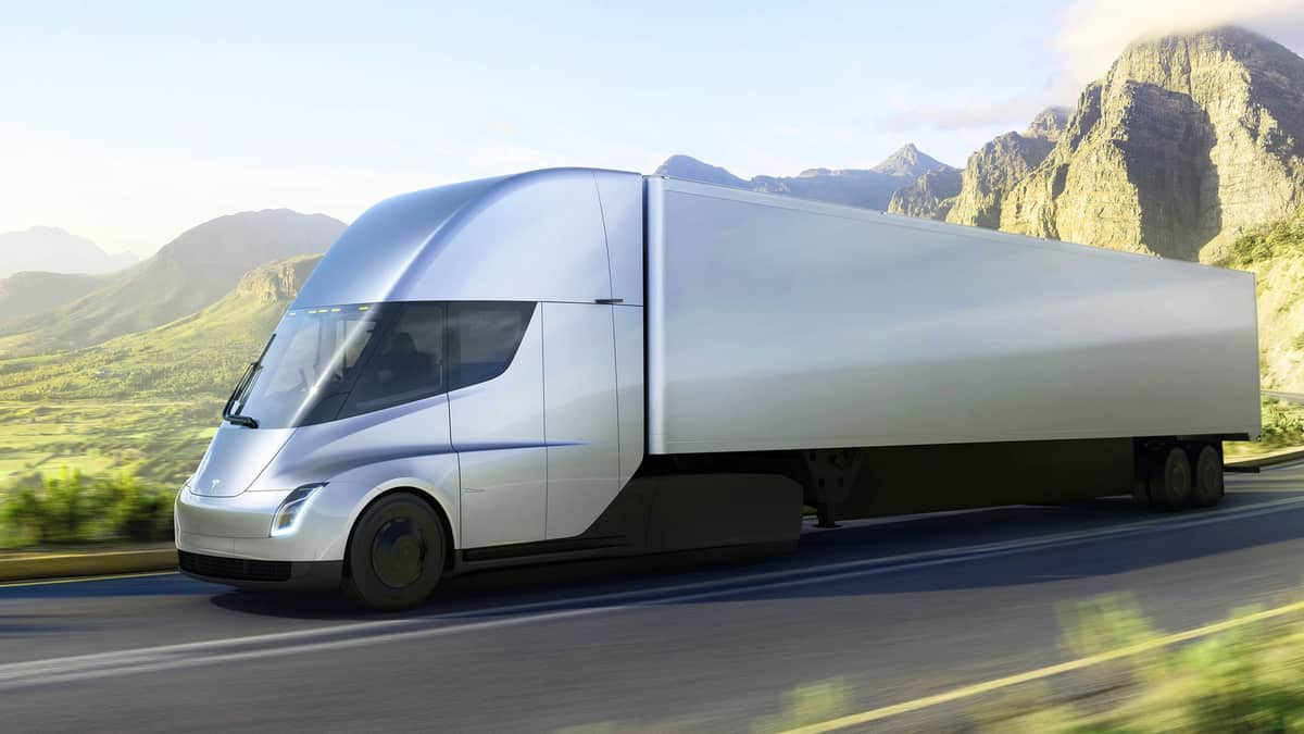 Elon Musk says Tesla ready to start 'volume production' on semi truck