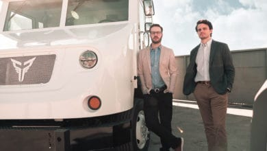 Photo of Xos electric truck startup edging toward low-volume production
