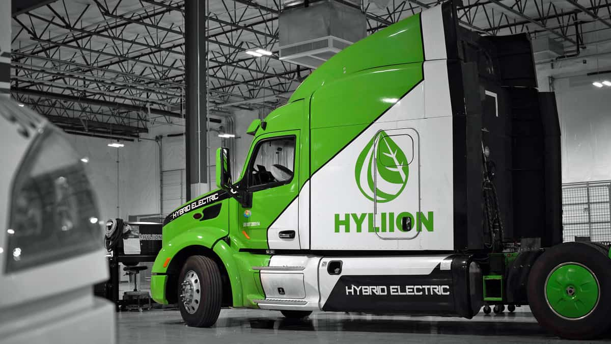 Electric truck story stocks drive market enthusiasm - FreightWaves