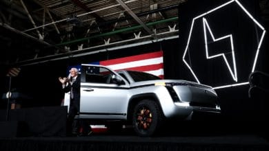 VP Pence with LMC Endurance