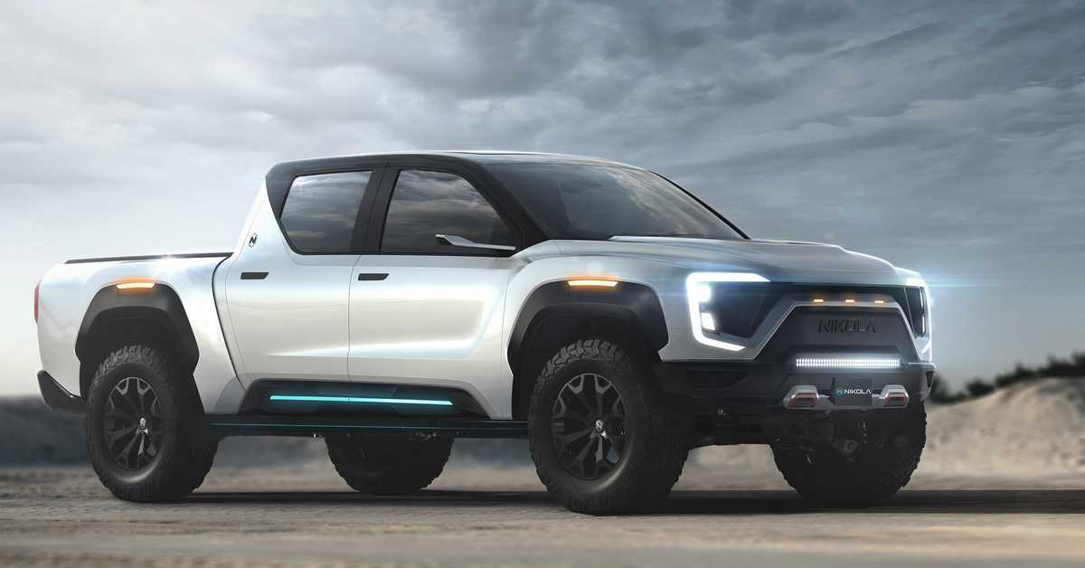 Nikola Badger electric pickup