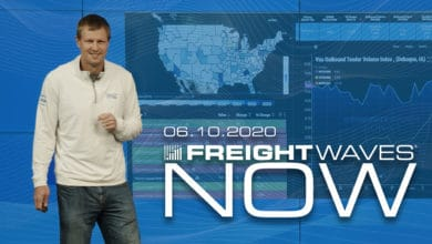 Photo of Freight market slowly turns corner – FreightWaves NOW