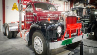 Photo of Trucking through time: A look inside the Iowa 80 Trucking Museum