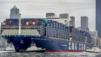 Photo of CMA CGM reports $48 million profit, receives $1.18 billion loan