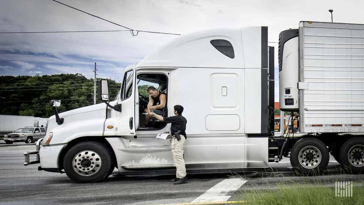 CVSA's Safe Driver Week, which will focus on speeding, is a go amid COVID-19 pandemic.