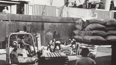 Photo of FreightWaves Flashback 1979: Containerized shipping presents challenges for coffee importers