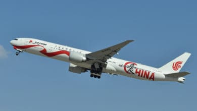 Photo of US-China airline quarrel exacerbates supply shortage for cargo
