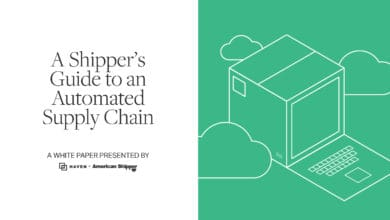 Photo of White Paper – A Shipper's Guide to an Automated Supply Chain