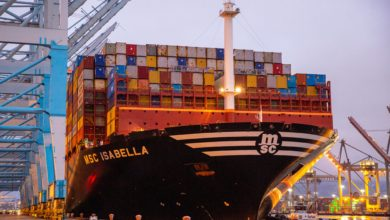 Photo of Port of LA secures record month with 961,833 TEUs