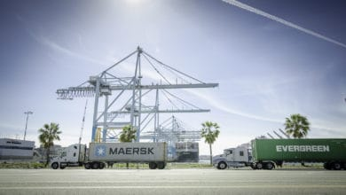Photo of Southern California has become the hub for the domestic freight market