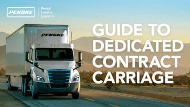 Photo of White Paper: Guide to Dedicated Contract Carriage