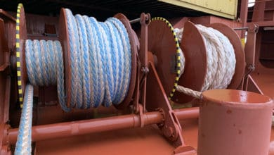 Photo of Maersk employs new rope design to make mooring safer