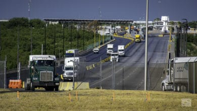 Photo of US-Mexico truck crossings decline 22% at Port Laredo in April