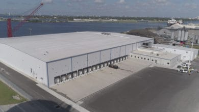 Photo of Port Tampa Bay slices warehouse operator's payments