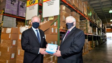 Photo of CMA CGM donates 200,000 face masks