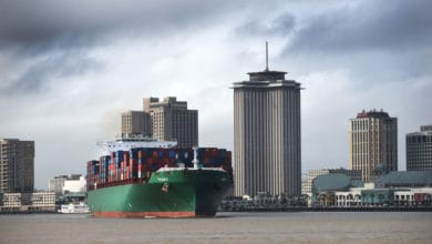Photo of Cristobal closes Port of New Orleans terminals