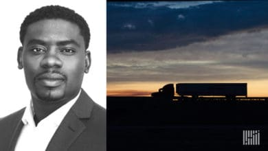 Photo of Pierre Laguerre: Racial diversity in freight-tech