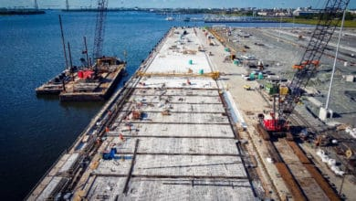 Photo of Capital improvement funds allocated for South Carolina terminal