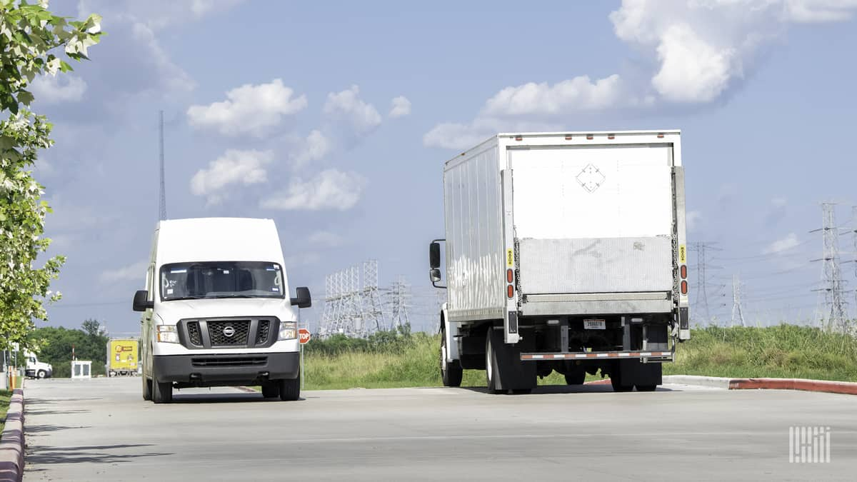 STORD acquires Cove Logistics and now offers freight services (Photo: Jim Allen/FreightWaves)