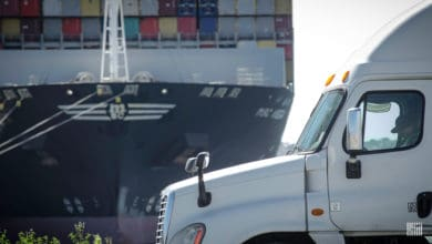 COVID-19 reveals lack of flexibility, leadership in supply chains (Photo: Jim Allen/FreightWaves)
