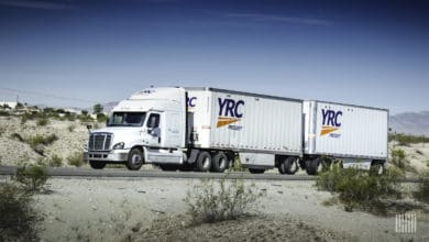 Photo of Shares of YRC Worldwide sink on weak midquarter report