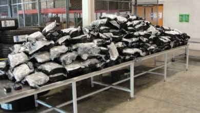 Photo of Border officers bust another truck with marijuana from Canada