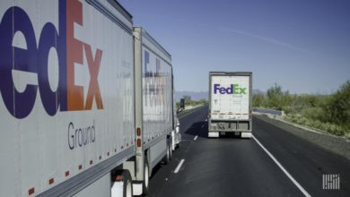 Photo of FedEx to hike tariff rates, surcharges in January