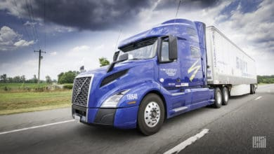Photo of June Class 8 truck orders rebound to four-month high