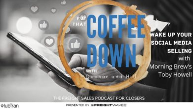 Photo of Wake up your social media selling with Morning Brew's Toby Howell (with video)
