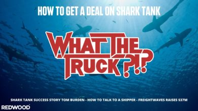 Photo of How to get a deal on Shark Tank – WHAT THE TRUCK?!? (with video)