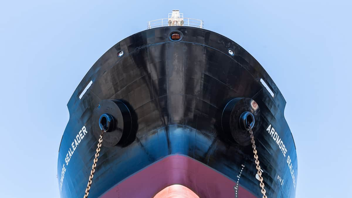 product tanker