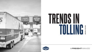 Photo of White Paper – Trends in Tolling