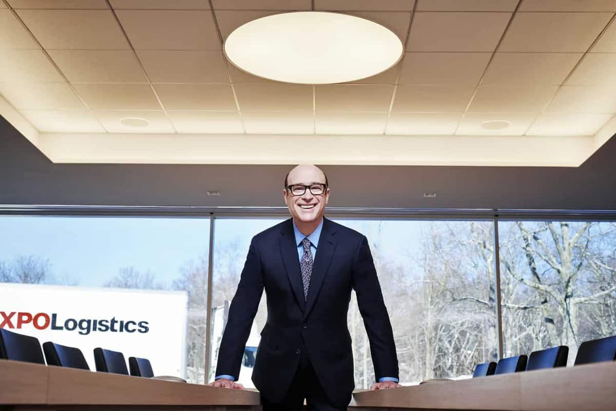 XPO shareholders reject company bid on CEO's compensation