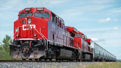 Photo of Canadian Pacific says mid-50s operating ratio within reach