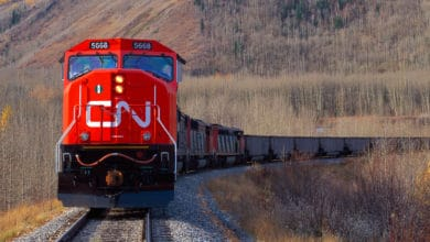 Photo of Canadian Class I railroads boast record grain volumes for June