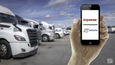 Photo of Ansonia, specializing in credit data for trucking and logistics, acquired by Equifax