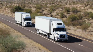 Photo of Exclusive: Feds award major truck platooning contract to California PATH