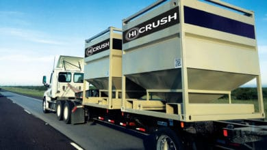 Hi-Crush filed for Chapter 11 bankruptcy protection on Sunday