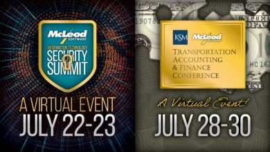 Photo of Upcoming virtual events will host trucking and logistics professionals