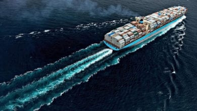 Photo of Maersk on board journey to zero emissions