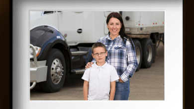 Photo of Company launches online counseling program for truckers and families (with video)