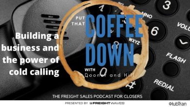 Photo of Building a freight business and the power of cold calling (with video)