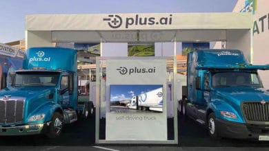 plus.ai autonomous trucks