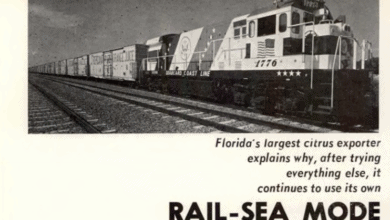 Photo of FreightWaves Flashback 1972: Tropicana employs rail-sea shipping for its citrus exports
