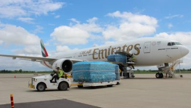 Photo of Rickenbacker Airport sets cargo records in June