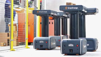 Photo of Mobile robots feed warehouse demand for adaptability