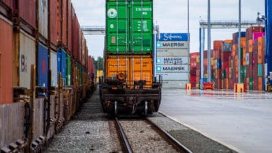 Photo of Michelin rolling out tire distribution through South Carolina inland port
