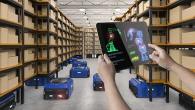 Photo of Report: Warehouse robotics investment surges 57% in 2020