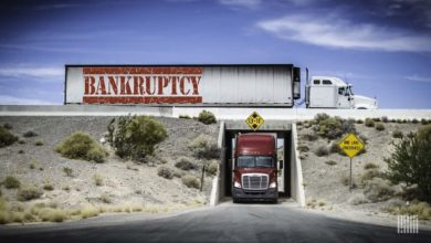 Photo of Texas carrier, logistics firm file for bankruptcy