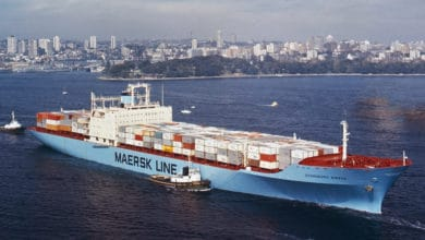 Photo of Cocaine, two men found in container on Maersk vessel